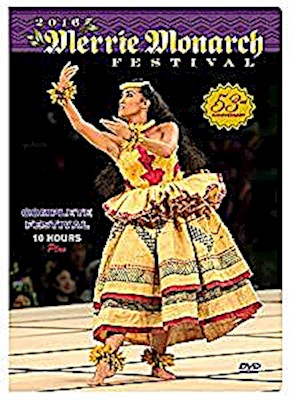 MERRIE MONARCH 2016 DVD SET