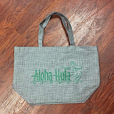 ALOHA HULA SUPPLY SHOPPING BAG