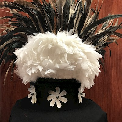 HOANI TAHITIAN HEADPIECE