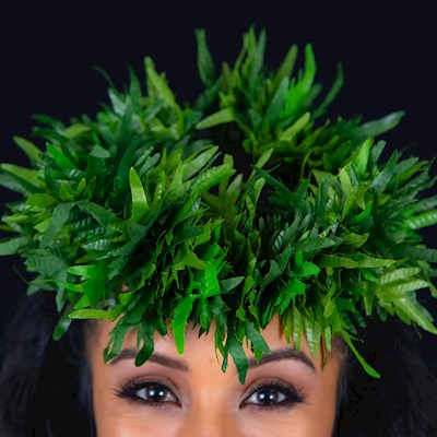 Mini Fern Headband XF