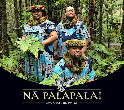 MUSIC CD - NA PALAPALAI, BACK TO THE PATCH