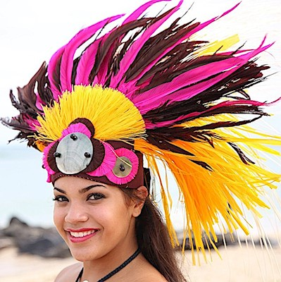 OTEA HEADDRESS